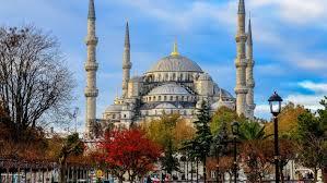 Blue Mosque (Masjid Biru)