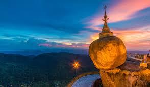 Kyaiktiyo Pagoda , Golden Rock Pagoda