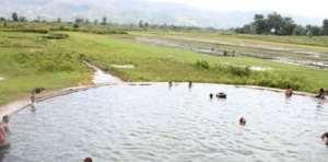 Pemandian Air Soda Desa Parbabu Tarutung