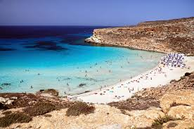 Rabbit Beach Lempedusa