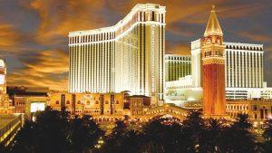 Venetian Resort....