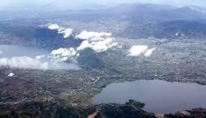 Danau Diatas dan Danau Dibawah
