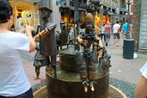 Dolls Fountain