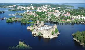 Lake Saimaa dan Savonlinna