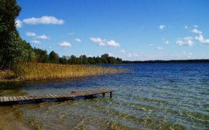 Svityaz Lake
