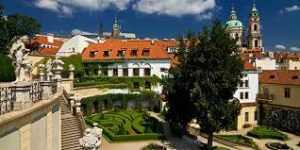 Wallenstein Palace di Lesser Town