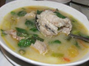 RM Taktakan Sup ikan