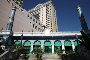 Saigon Cental Mosque