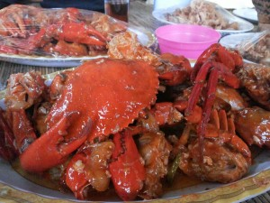 Seafood Muaro