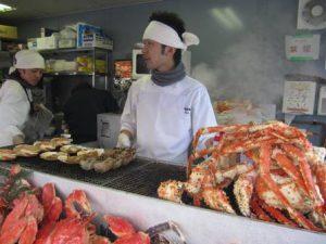 Kepiting Hokkaido
