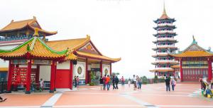 Kompleks Kuil Gua Chin Swee Temple