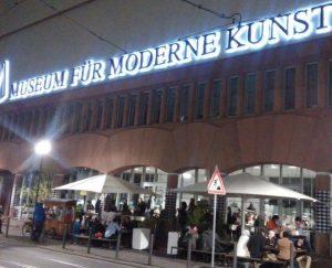 Museum Seni Modern frankfurt