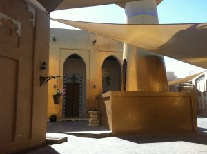 The-Golden-Mosque-Doha