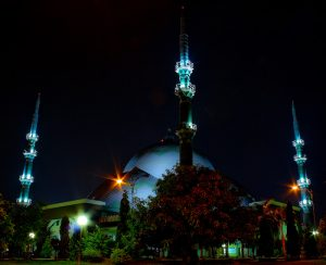 masjid al adzom tangerang