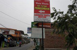 Lokasi Pringgondani