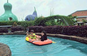 Fasilitas Jembar Waterpark