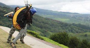 Tips Olahraga Paragliding Bogor