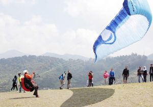 Keistimewaan Wisata Paragliding Bogor