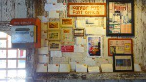 Interior Museum Kata Andrea Hirata