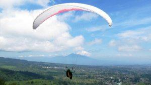 Lokasi Wisata Paragliding Bogor