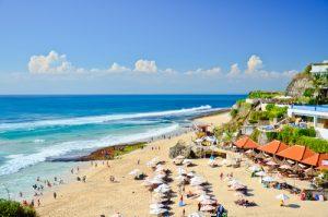 Keindahan Pantai Dreamland