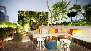 the awan Lounge