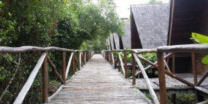Keistimewaan Wisata Angke Kapuk