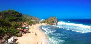 Keindahan Pantai Indrayanti