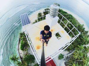 Mercusuar Pulau Kasiak