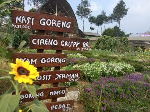 Cafe Kebun Begonia Glory