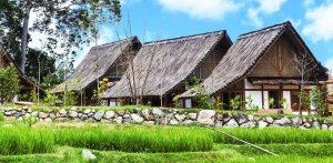 Villa Dusun Bambu Kampung Layung