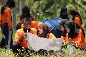 Kegiatan Seru di Hutan Tinjomoyo