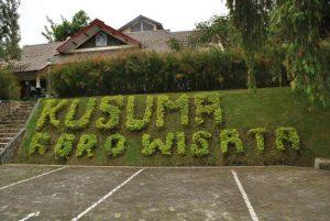 Keunikan Kusuma Agrowisata