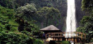 Wisata Curug Pelangi Bandung Curug Cimahi Yang Wajib