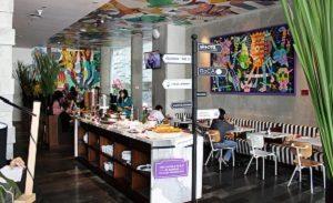 Roca restaurant &Bar