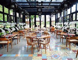 Orchid Tea Lounge