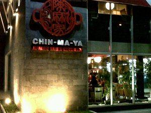 Chin Ma Ya Ramen