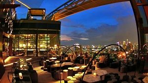Park Society Rooftop Bar