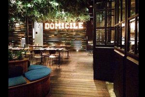 Domicile Kitchen & Lounge