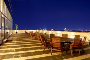 The Skyline Lounge & Exclusive Dining