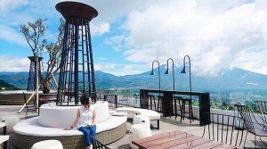 Fifteen Celcius Sky Lounge