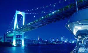 Tokyo Bay Night Cruise, Tokyo