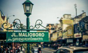 Pusat Kota Jogja