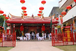 Sejarah Kampung China Manado