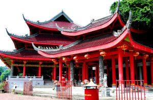 Bangunan Klenteng Sam Po Kong