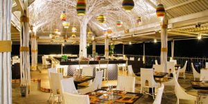 Sky Garden Resto at Royal Safari Garden