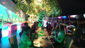 Karebosi Sky Lounge Condotel Makassar