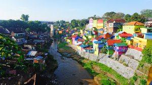 Sejarah Kampung Warna-Warni Jodipan