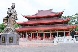 Sejarah Klenteng Sam Po Kong