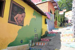 Keunikan Kampung Warna-Warni Jodipan